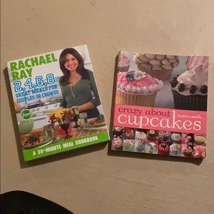 Bundle of 2 Cookbooks